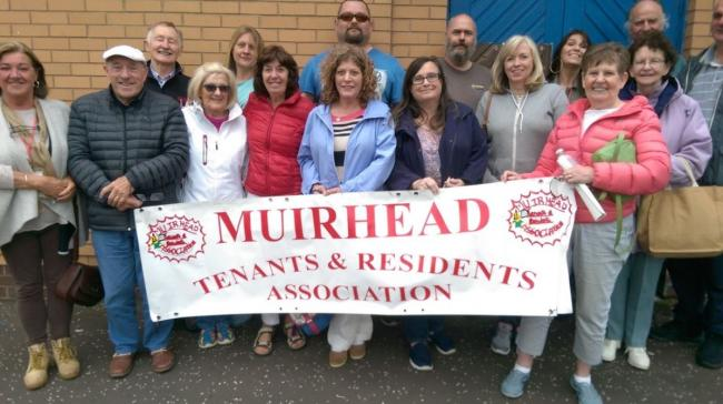 Controversial proposals rejected as campaigners celebrate saving Muirhead