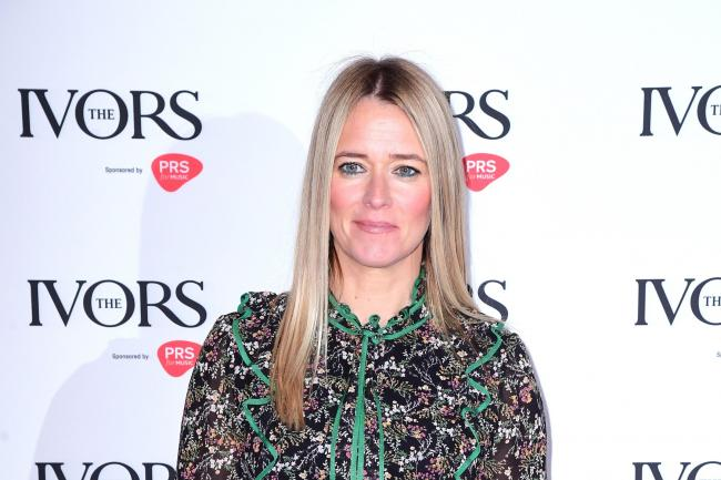 Edith Bowman apologised after sparking a rumour that Bradley Cooper and Lady Gaga would be at Glastonbury