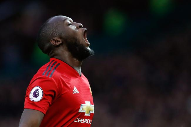 Romelu Lukaku is wanted by Inter Milan