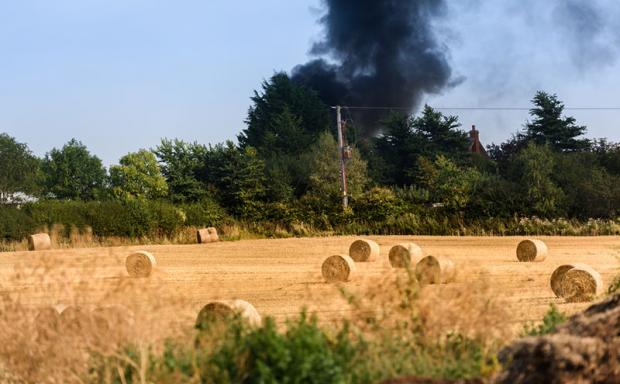 Ayr Advertiser: Farm waste was recently banned from traditional methods of burning it.