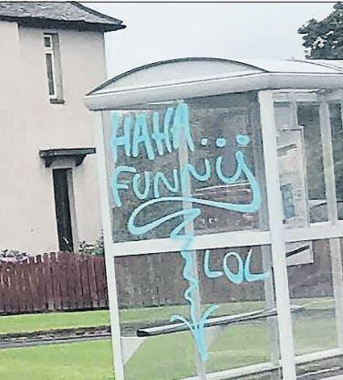 'Name and shame' call as Troon reacts to spate of vandalism