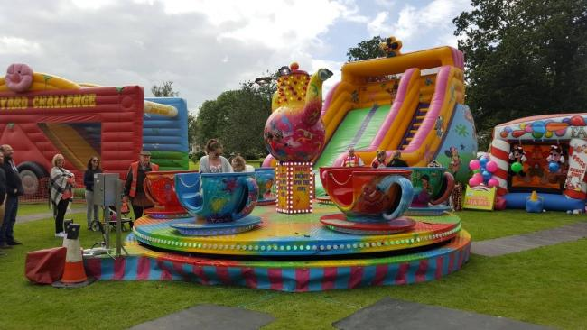 Troon will play host to a carnival this weekend.
