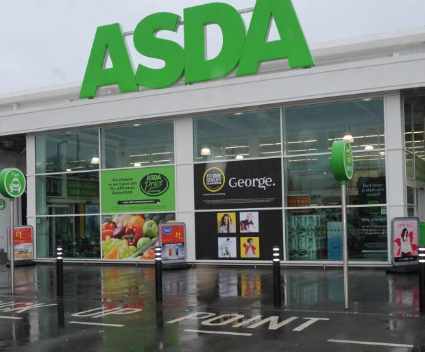 Asda workers in Ayr are under stress due to the new contract offer