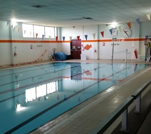 Prestwick swimming pool