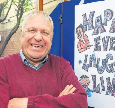 Legendary cartoonist to showcase his work at Troon Library