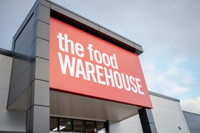 The Food Warehouse, Ayr