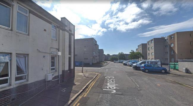Man in hospital after thug breaks into Ayr home and assaults him