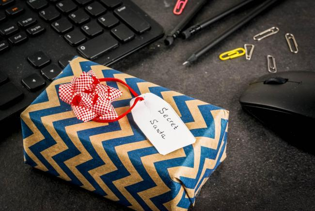 A generic photo of a Secret Santa present. See PA Feature CHRISTMAS Secret Santa. Picture credit should read: PA Photo/iStock. WARNING: This picture must only be used to accompany PA Feature CHRISTMAS Secret Santa...