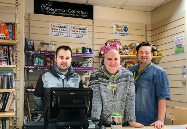 Barnardo's to close charity shop in Prestwick after 10 years