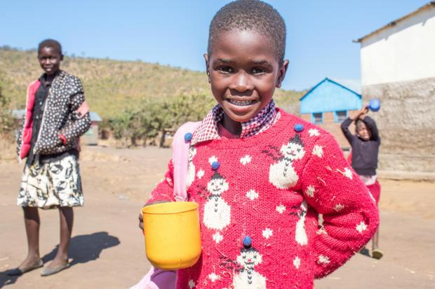 Give back to charity through Mary's Meals in Troon