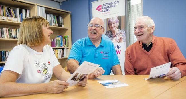 Hearing loss charity on the lookout for volunteers to help in South Ayrshire