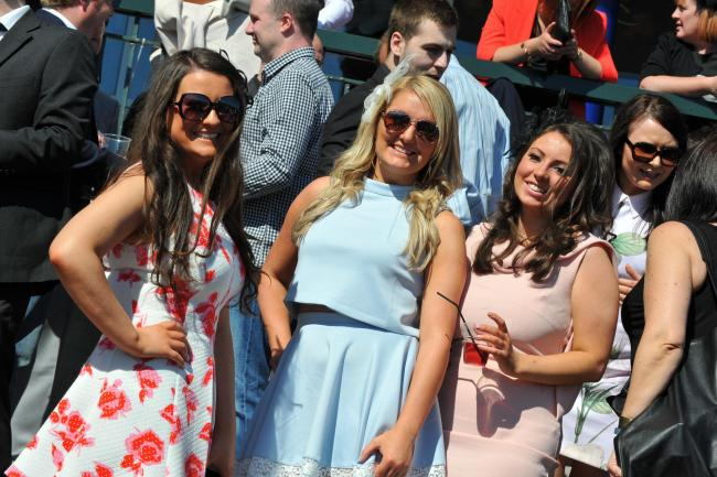 Your chance to win a fabulous day out at Ayr Racecourse