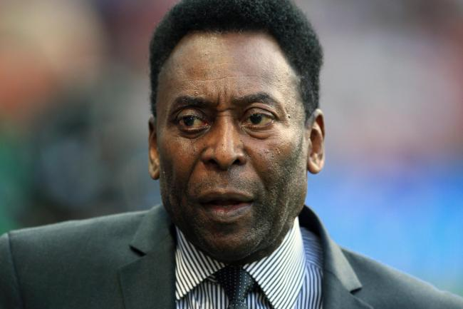 Pele File Photo