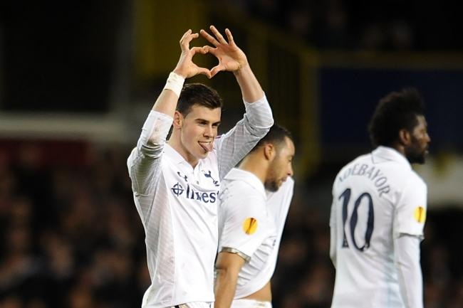 Gareth Bale developed into one of the Premier League's shining stars at Tottenham (Andrew Matthews/PA)