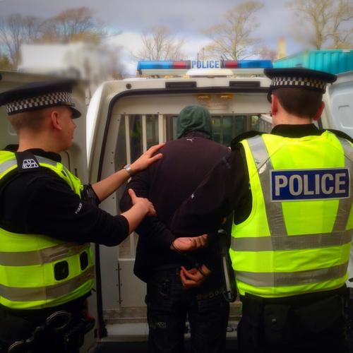 Man arrested after spate of break-ins across Troon