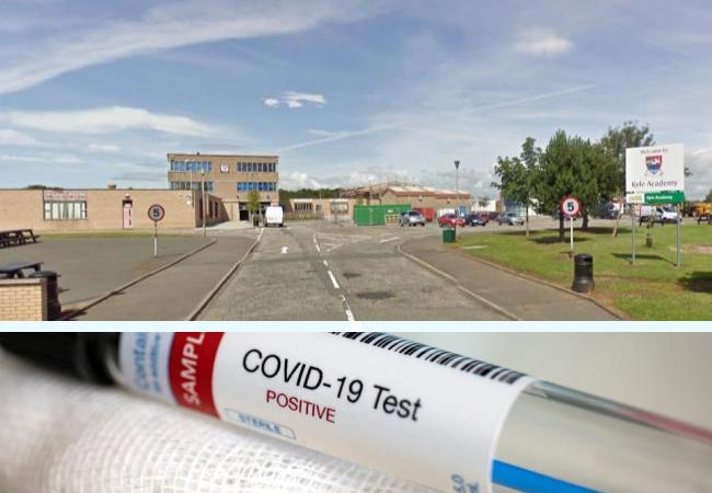 Ayr school dealing with second outbreak of coronavirus
