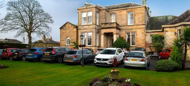 Ayr care home dealing with second outbreak of coronavirus