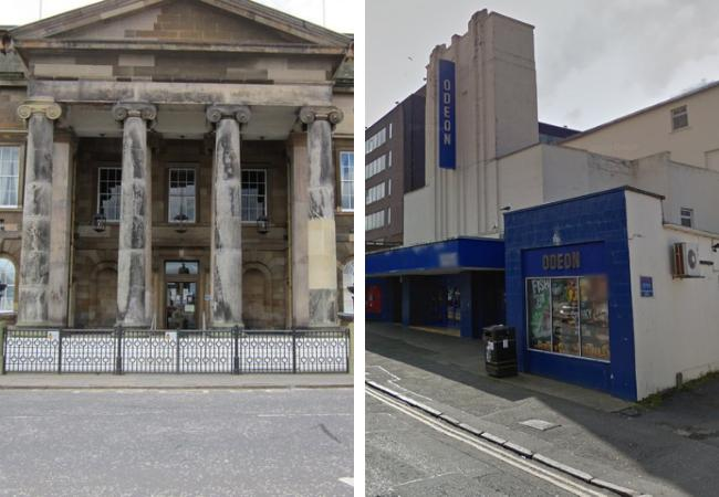 Ayr court trials to be screened in the Odeon for jurors
