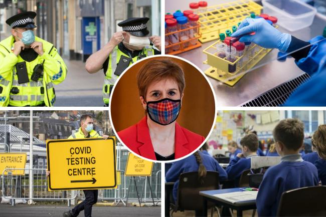 Scotland's coronavirus lockdown review — Here's what happens when restrictions end next week