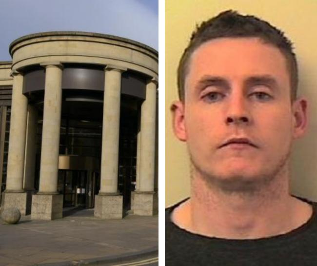 Sick rapist given life sentence for blackmailing four victims