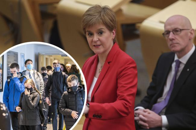 Nicola Sturgeon to make schools announcement today — how to watch and what to expect