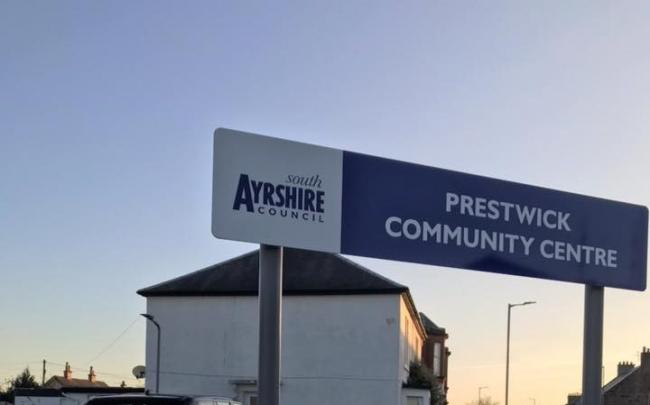 Walk-in community testing coming to Prestwick for two weeks