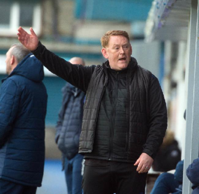 David Hopkin is the new Ayr United manager