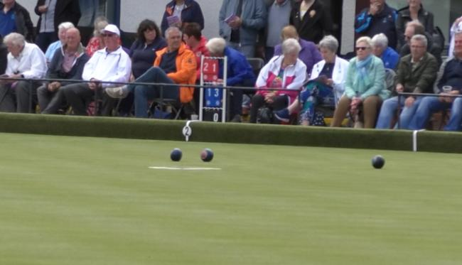 The 2021 Bowls Scotland National Championships has been cancelled.