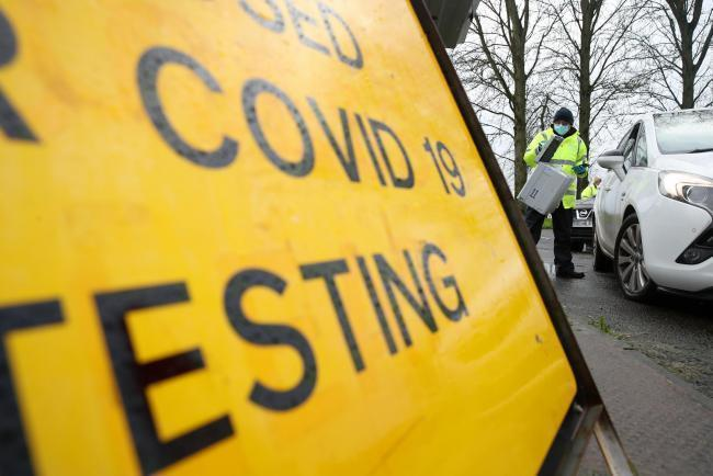 COVID testing units to remain in South Ayrshire for indeterminate period