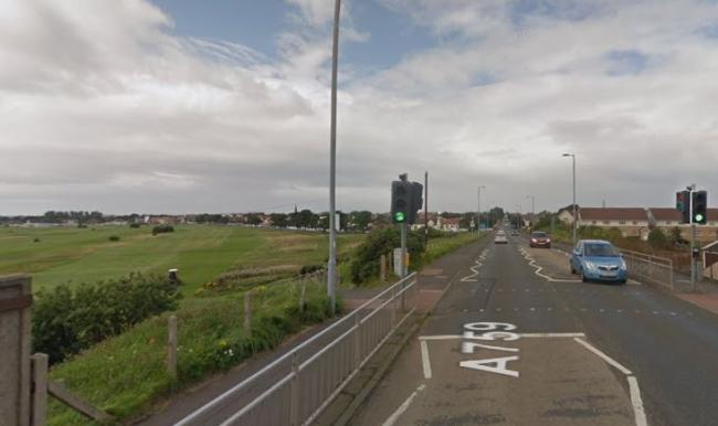 Arrest after indecent exposure incidents in Troon