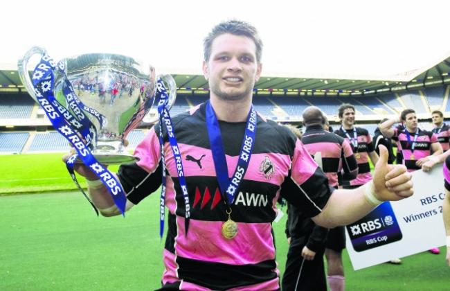 Ayr Rugby Club join elite