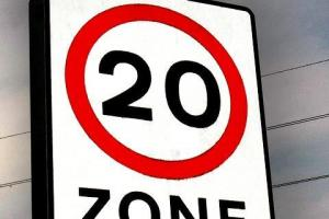 Easy does it as Dundonald gets new speed limit