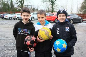 Ayr United footgolf event is major success
