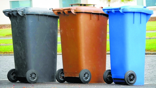 More bin misery for South Ayrshire residents