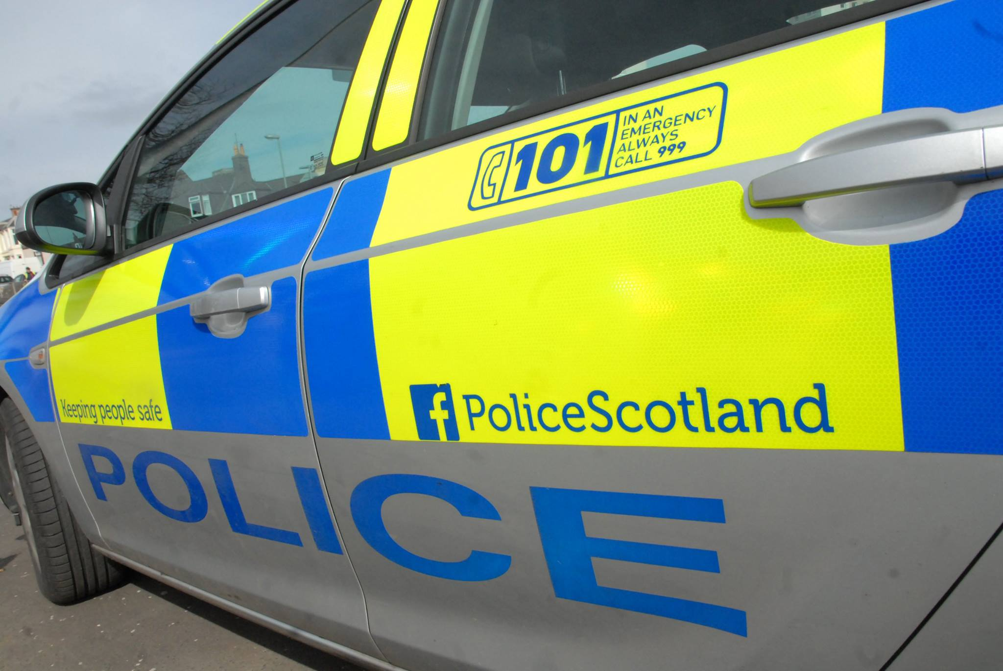 Serious road crash closes busy stretch of A77