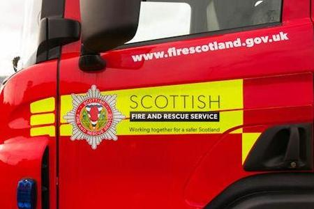 Fire forces closure of Troon school