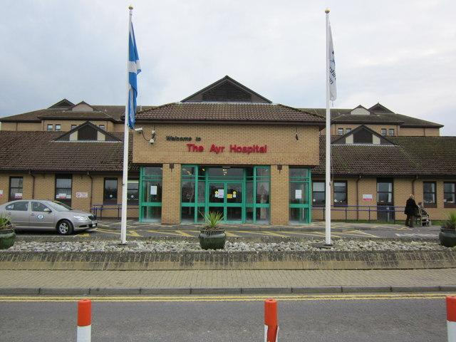 Orthopaedic operations cancelled at NHS Ayrshire and Arran