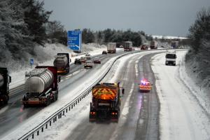 Snow and freezing temperatures to plunge Scotland back in to winter
