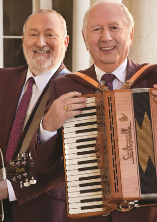 AYRSHIRE GIGS: Foster and Allen.