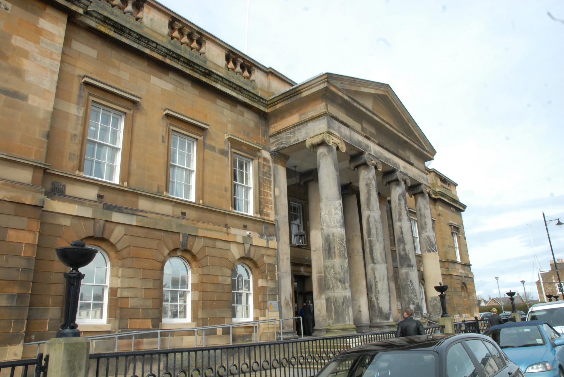 Teen spared jail for vile attack in Ayr