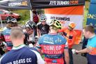 Record for Ayrshire Alps cycle tour
