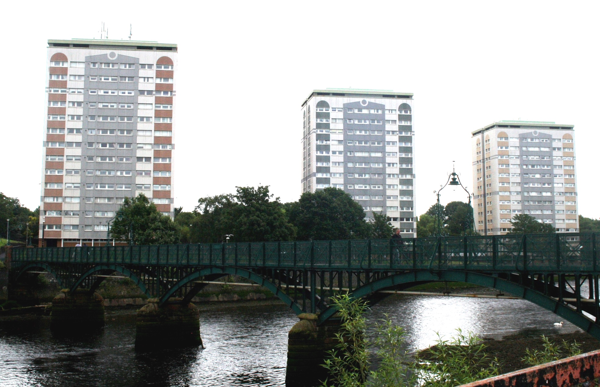 High flats to be improved in Ayr