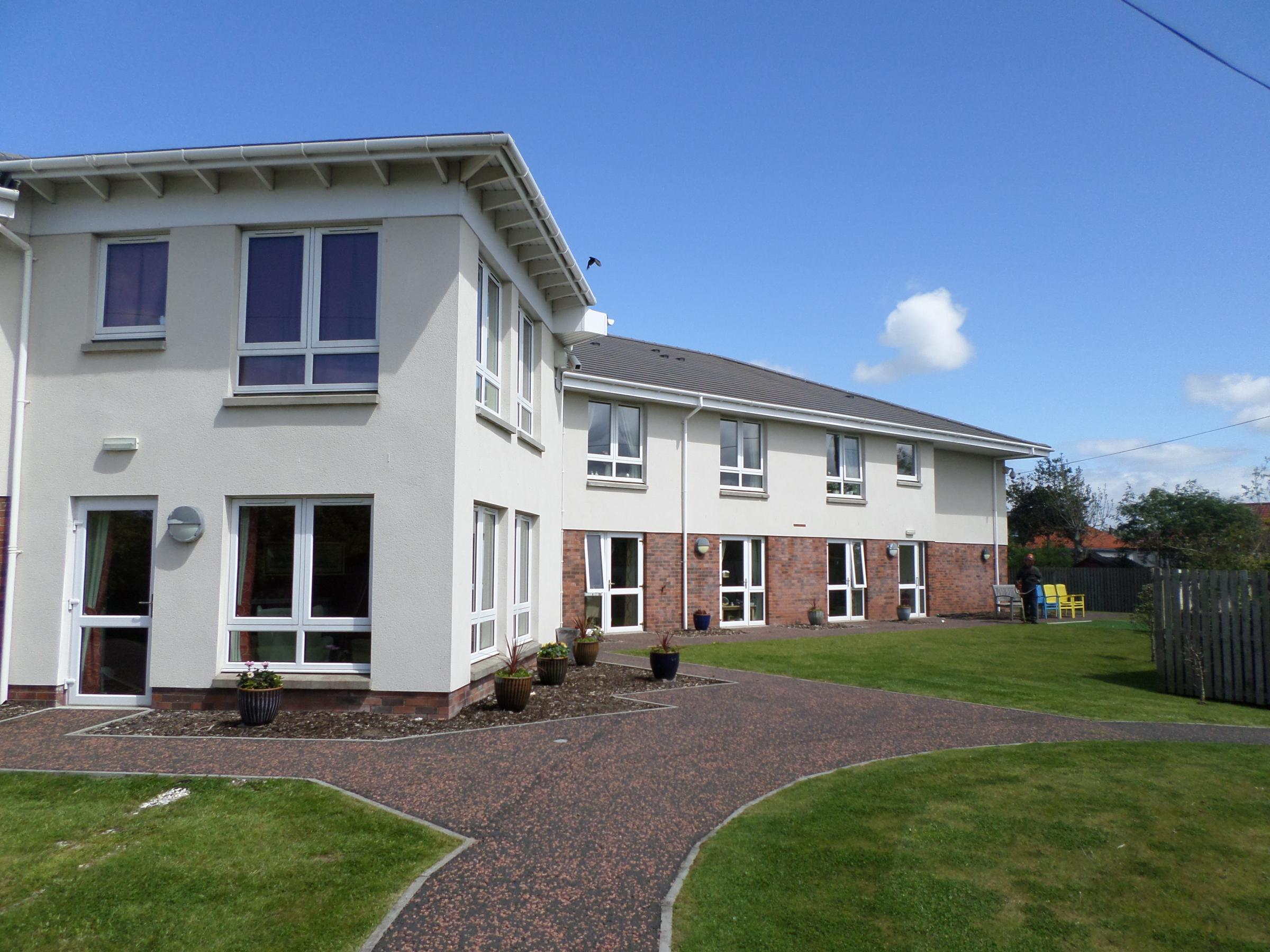 Prestwick care home gets a very good report