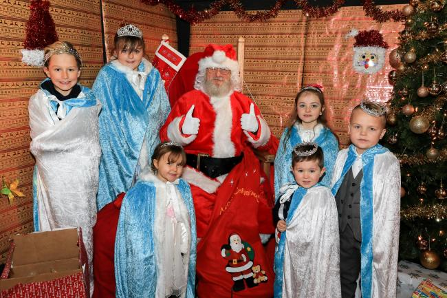 Get ready for Girvan's 2017 festive party fun