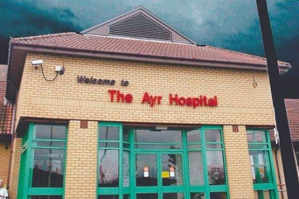 Battle continues for Ayr Hospital's Station 15