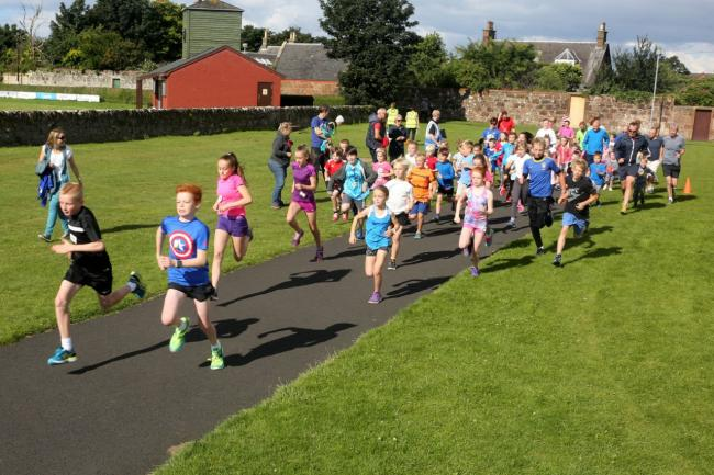 Volunteers wanted for parkrun event in Girvan