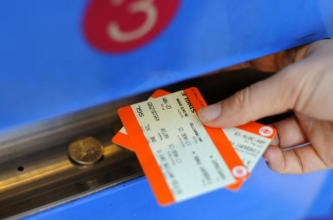 Railcard: Over five million people WON'T get a refund or an extension on their cards. Picture: PA Wire