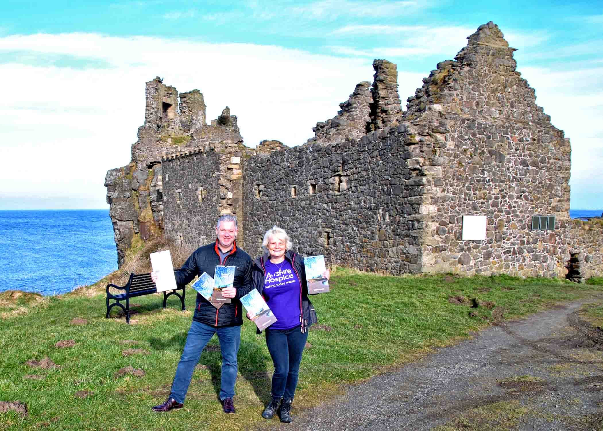 'Castles' theme photo contest for Ayrshire Hospice