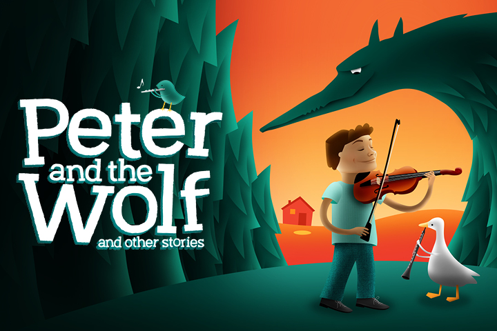 Peter and the Wolf and other stories
