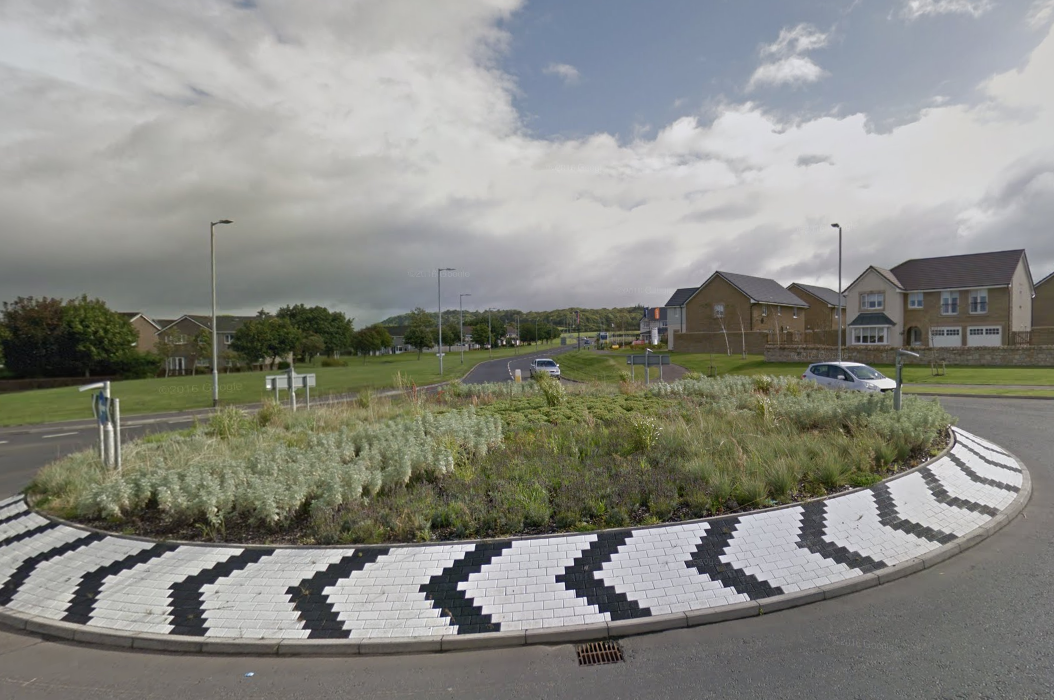 Roundabouts causing a stir in Troon
